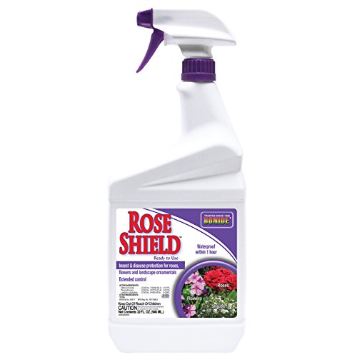 (Bonide Chemical 982 037321009825 RTU Rose Shield, 1-Quart, 1)
