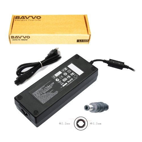 (Bavvo 120W Adapter for HP COMPAQ Pavilion zv5000 Series )