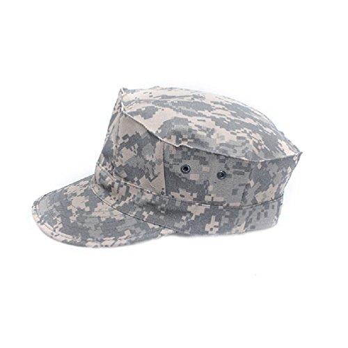 Desert Digital Camouflage Military Style Usmc Marines 8 Point Fatigue Hat (L(7 3/8