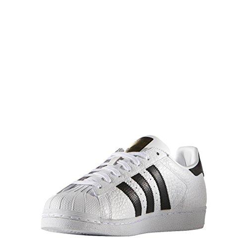 Scarpe Bianco Da Superstar Uomo Animal Adidas Basket Uqvggp
