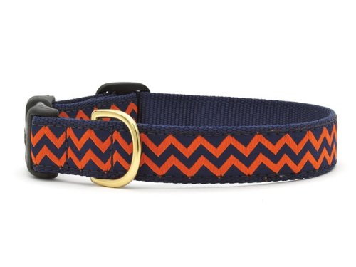 Up Country- Chevron Style Dog Collar-Large-FREE SHIPPING