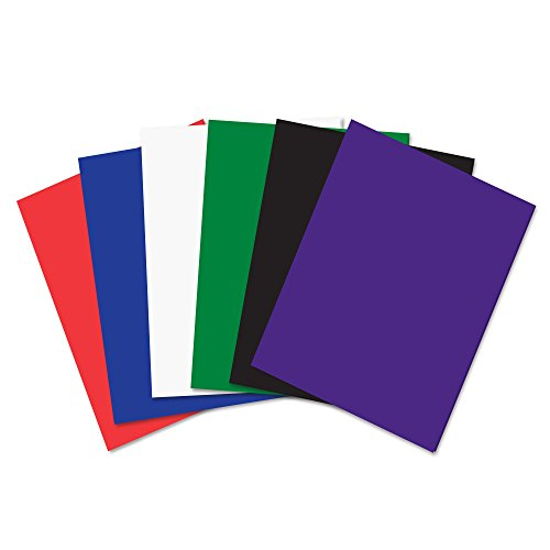 Roaring Spring Paper Products Pocket Folders, 11 x 8.5 In...