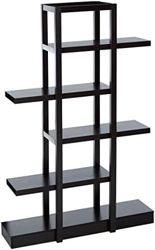 Best modern bookcase: Monarch Specialties Modern Bookcase