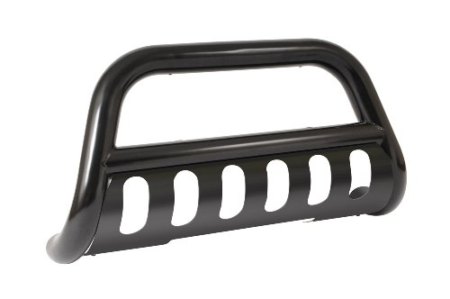 Dee Zee Brush Guard (Dee Zee DZ501519 UltraBlack Steel Bull Bar)