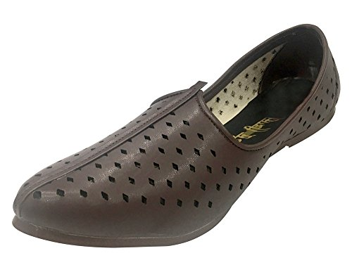 Step n Style Mens Casual Shoes Jalsa Shoes Indian Nagra Shoes Sherwani Wedding Shoe pfqIiVvN1P