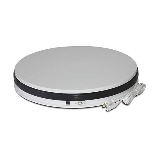 motorizado pantalla plato giratorio 360 grado giratorio ...