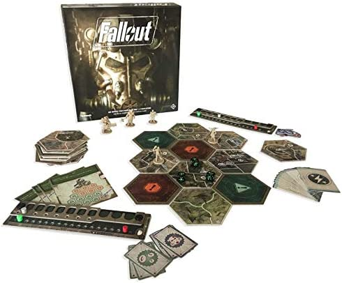 Asmodee - Fallout, Gioco da Tavolo, Edizione in Italiano, 9811: Amazon.it:  Giochi e giocattoli