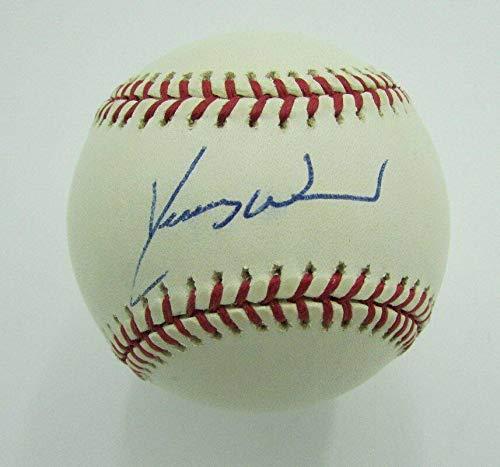 Autographed Kerry Wood Baseball - OML 141214 - JSA Certified - Autographed ()