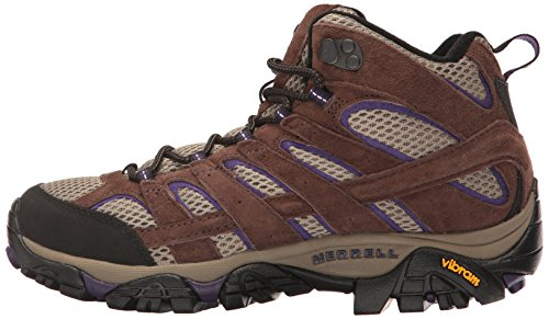 Bracken//Purple 10 M US Merrell Women/'s Moab 2 Vent Mid Hiking Boot