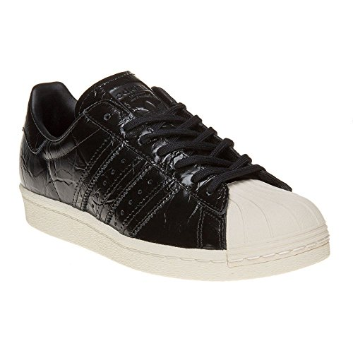 Black Blackoff Adidas Originals WCore Blackcore 80s White Superstar sQrhtCd