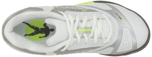 Weiß Fluorgelb Handball White Women's Weiß Kempa Weiß Silber Women Fluorgelb Shoes Tornado Silber Uq7xOwv