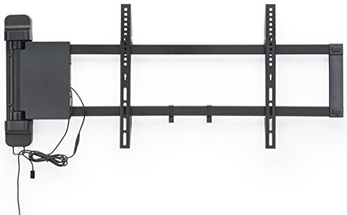 Displays2go LM2647MOT Motorized HDTV Wall Mount, Panning Arm for 26-47'' Digital Signage Screens by Displays2go