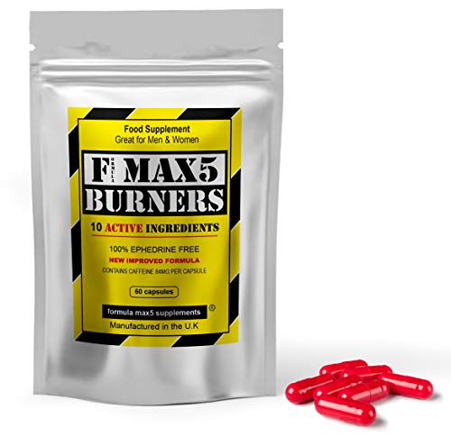 Formula Max5 Fat Burners Strong Slimming Pills Max Fat Burner