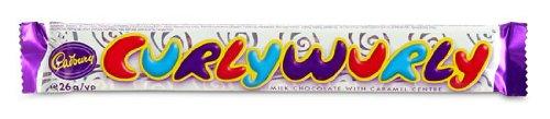 Cadbury Curly Wurly British Chocolate