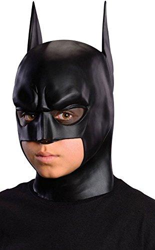 Batman: The Dark Knight Rises: Batman Full Mask, Child Size (Kids Batman Mask)