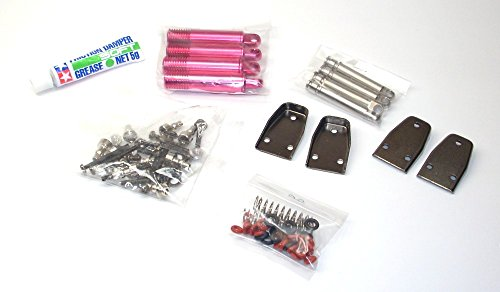 - Tamiya 1:10 Ford F-350 High-Lift Spare Part 9400455 Metall-Pieces Bag E TFH
