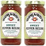 Howards Relish Swt Pepper
