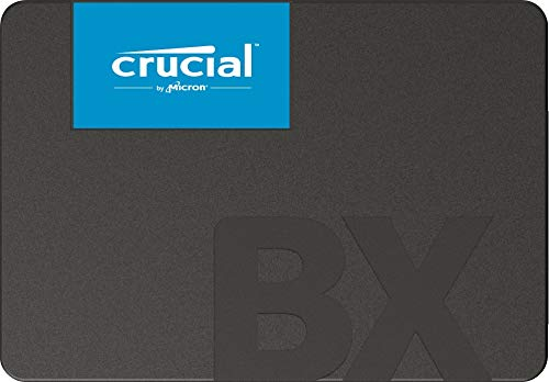 Crucial BX500 240GB 3D NAND SATA 2.5-Inch Internal SSD - CT240BX500SSD1Z (Best Way To Migrate To Ssd)