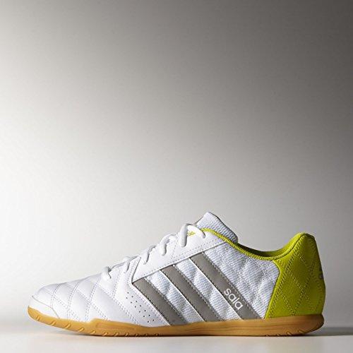 Jaune solide Homme Blanc Baskets Ff Adidas Pour Gris Supersala solaire UzxqfnwC