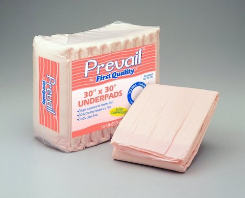First Quality Super Absorbent Underpads - Sku FQPUP100 by First Quality