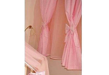 Tende Per Camerette Per Neonati : Baby tende per cameretta neonato con fiocchi decorativi 157 48 157