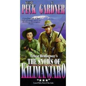Snows of Kilimanjaro [VHS]