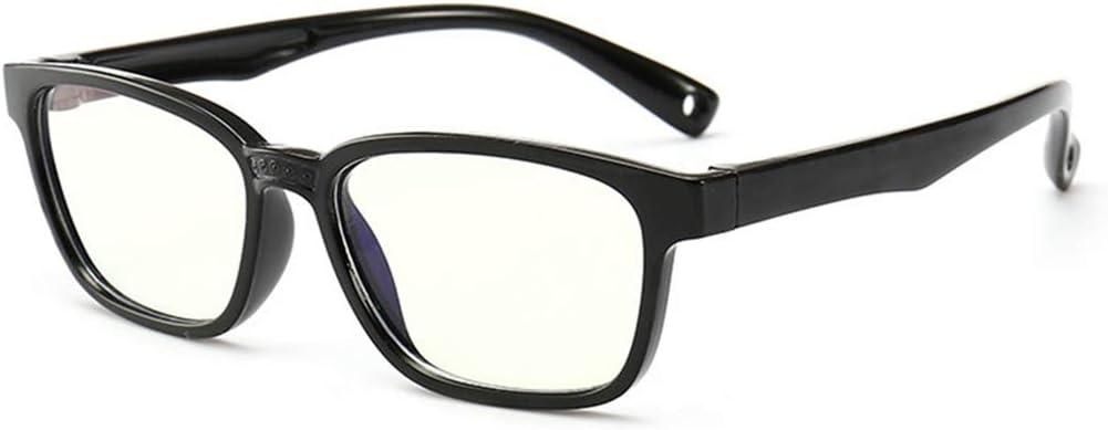 Gafas de Ordenador para niños,Protección contra Luz Azul, para Computadora, Lectura, Video Juegos, Protección de Fatiga Visual y contra Rayos UV