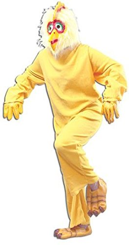 Animal - Disfraz de pollito adultos, talla única (AC307): Bristol ...