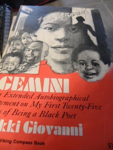 Gemini: An Extended Autobiographical Statement My 1ST 20 5 Years Being Black Poet
