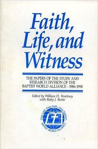Baptist World Alliance - Publications