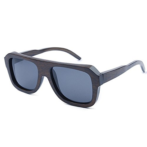 marco de Protección a de mano Ultra Polarized ligero hechas lente la de para hombre sol vendimia los de de alta de sol de Gafas TAC madera calidad pesca play hombres deportivas las gafas conducción UV AHfAw