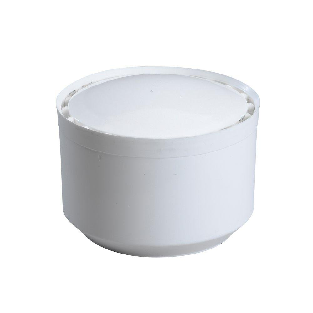Waterless 3001 No-Flush Urinal Trap Insert, Polyethylene