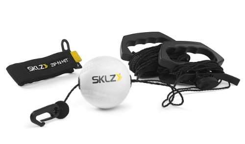Review SKLZ Zip-N-Hit Baseball Trainer