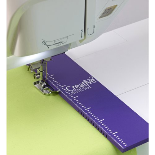 CottageCutz Creative Quilting Notions Flexible Seam Guide Stitch Guide