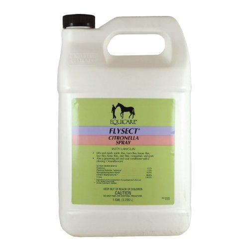 (Farnam Equicare Flysect Citronella Spray 1 Gallon Refill)