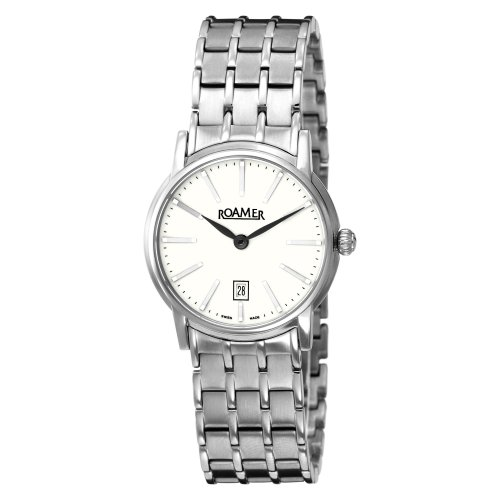 Roamer of Switzerland Women's 533280 41 25 10 Super slender Watch