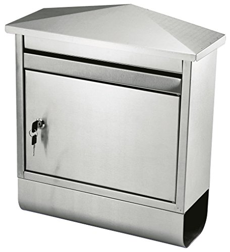 Small Standard Locking Mailbox - 8