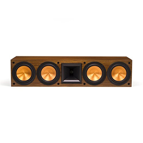 Klipsch RC-64 II Special Edition Reference Series Center Channel Loudspeaker - Each (Walnut) by Klipsch