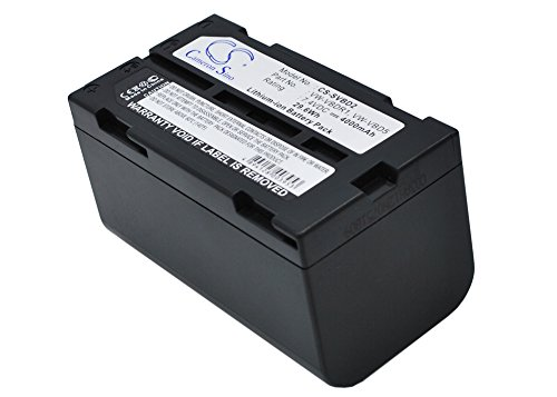 vintrons Replacement Battery For CANON ULTURA,VCX-2,XL1,XL1S,XL2, HITACHI,Visionbook Traveller