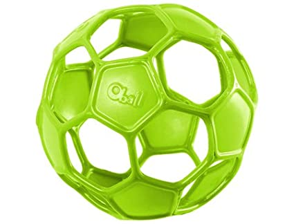Oball Soccer Ball - Green Kids II 81145