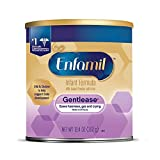 Enfamil Gentlease Infant Formula - Clinically Proven to reduce fussiness, gas, crying in 24 hours - Powder Can, 12.4 oz