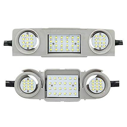 vorne Lesebeleuchtung vorne und hinten LED Innenraumbeleuchtung Modul Hauptbeleuchtung