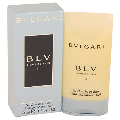 Bvlgari Blv II by Bvlgari Shower Gel 1 oz
