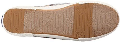 Roxy Malibu II Zapatillas de la mujer Soporte de Gris claro
