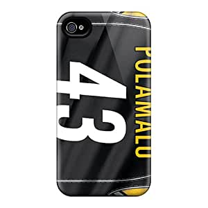 ChristopherWalsh Iphone 6plus Shock Absorption Hard Cell-phone Cases Customized Attractive Pittsburgh Steelers Skin [mAY18482LdAP]
