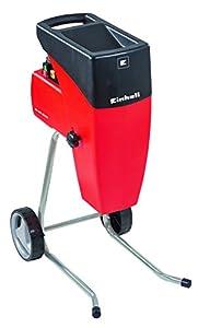 Einhell Elektro Leisehäcksler GC-RS 2540 (2000 W, max. 40 mm Aststärke, inkl....