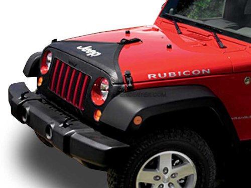 Jeep Wrangler 2007-2012 JK Complete Front End Bra Mopar OEM