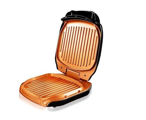 Fat Sandwich - Gotham Steel Low Fat Multipurpose Sandwich Grill Nonstick Copper Coating – As Seen on TV