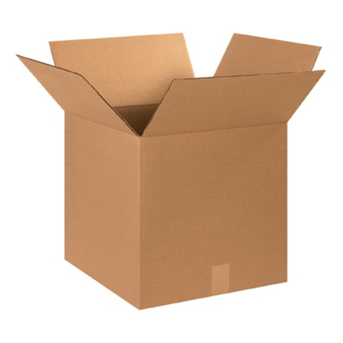 Aviditi 151515 Corrugated Box, 15