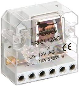 UP Sesam 1RI 0112/AC//I T/él/érupteur /électrom/écanique 12/VAC 1/NO
